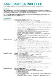 insurance - Insurance Broker Resume