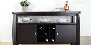 Buffet Cabinet:Terrific Within Black Modern Buffet Image Of Modern Buffet  Tables Dining Modern Dining