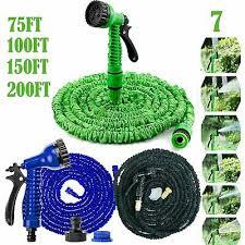 expandable garden hose flexible 50 75