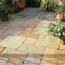 home depot patio stones