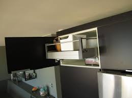 top cabinet pull out