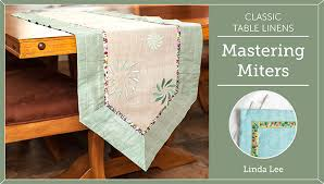 How to Make a Tablecloth: A Beginner-Friendly Tutorial & classic table linens Adamdwight.com