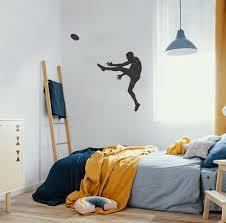australian football player wall sticker