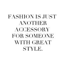 Fashion Beauty Quotes
