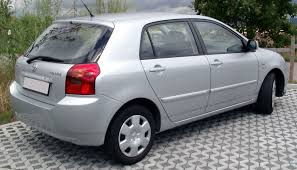 2004 Toyota Corolla hatchback (e12) – pictures, information and ...