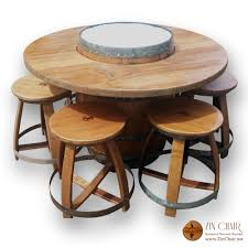 furniture made from barrels. Wine Barrel Chairs Adirondack Chair Set Outdoor Bar Stools With Backs Into Cremorne Table Classic Scenic Stool Plans Make Hire Pics Real Leather Bars Made Furniture From Barrels