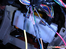 how to sc300 sc400 install aftermarket head unit oem speakers a harness connections pin to aftermarket harness a1 connect to antenna wire see note 1 below a2 connect to dimmer wire a k a illumination