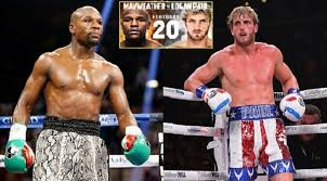 The fight between floyd mayweather jr., right. Floyd Mayweather Vs Logan Paul Fight Will Be On Fanmio Date Tim Wboc Tv