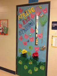 Spring Door Decorations For School classroom door ideas for back to
