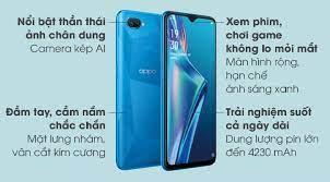 Điện thoại OPPO A12 (4GB/64GB),ĐI KÈM THẺ NHỚ 16GB, PIN DỰ PHÒNG 10.000MAH