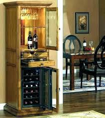 Wine Fridge Furniture Cooler Cabinets Uk  Cabinet U77