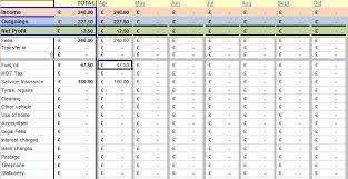 Self Employment Ledger Excel Self Employment Ledger Template Excel Shona Sample Resume