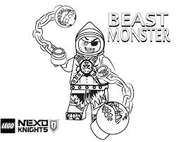 Lego Nexo Knights Coloring Pages Free Printable Lego Nexo Knights Ruva