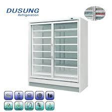 door commercial refrigerator freezer