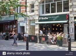 Outdoor Restaurants Fitzroy