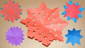 Scherenschnitt Sterne Aus Papier Basteln
