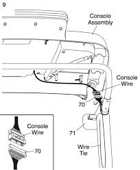 proform treadmill wiring diagram proform 700 lt treadmill review the proform 700 lt user manual includes step by step assembly