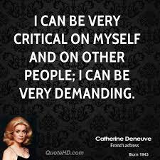 Catherine Deneuve Quotes. QuotesGram via Relatably.com