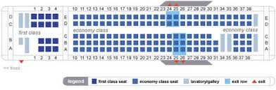 Pin On Airline Seating Charts