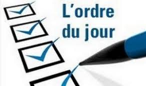 Ordres Du Jour Ordres Du Jour Et Comptes Rendus Mairie De Courçon