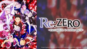 kelero starting life in another world otappei nagatsuki published by kadokawa c zero partners about re zero