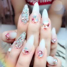 Ꮯᴴᴵᴮᴵ₇ в Twitter お客様nail White Pink