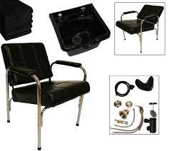 Amazon.com: LCL Beauty Shampoo Package: Autorecline Shampoo Chair ...