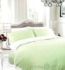 green paisley duvet cover king green white polka dot reversible duvet cover bedding uk green duvet
