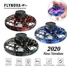 Flynova-Con Quay Spinner Đồ chơi công nghệ Đĩa bay UFO