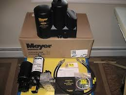 meyer snow plow e 58h pump new 15995 hoses and fittings meyer e 58h snow plow pump kit new 15995 unit hoses fittings cover