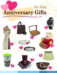 anniversary gift for husband creative wedding ideas