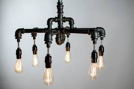 diy pipe lighting. view in gallery plumbingpipelightingfixturesgorgeouschandelier8ajpg diy pipe lighting a