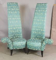 Modern High Back Chairs For Living Room 1950s Bedrooms Mid Century Bedrooms Vintage Mid Century Design