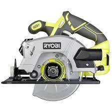 ryobi cordless circular saw. ryobi rwsl 1801 m cordless circular hand saw