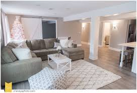 Finish Basement Design New Unfinished Basement Finished Basement Ideas Basement Decor
