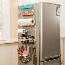 refrigerator racks. storage rack kitchen accessories shelf organizer prateleira multi-layer refrigerator estante fridge side racks w
