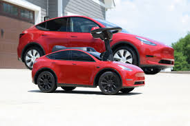 Both of these, unfortunately, have still been vastly out a price range acceptable for the everyday person. The Tesla Model Y Now Comes In Toddler Size And It Will Cost You 100 Business Insider