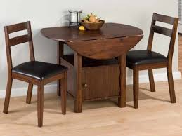 mounted dining table designs brown