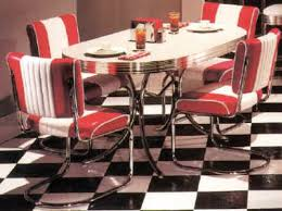 retro kitchen furniture. Cute Dining Table Style Including Retro Kitchen Sets Furniture Cracked Ice And Chairs Vintage R