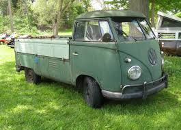 What A Short, Strange Truck It Was – Air-Cooled VW Pickups