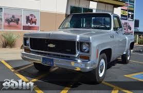 All Chevy chevy c10 short bed : Ali's 1973 Chevrolet C10 Step Side - SDHQ Off Road