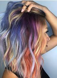 Color Design Hair Colour 50 Trendy Hair Colors Design To Try In 2019 Hair In 2019