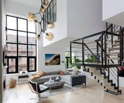 design firm d cor aid helps a soho couple turn an outdated duplex