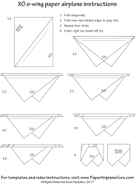 Paper Airplane Patterns Simple Design Inspiration