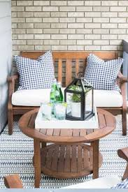 22 ideas apartment patio furniture