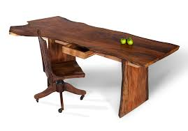 desk tops furniture. Unique Home Office Desk With Solid Slab Wood Tops Apples And Wooden Swift Chairs Furniture I