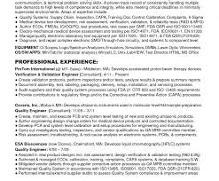Lab Tech Resume Free Excel Templates Medical Technologist Template