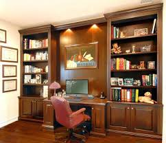 um image for impressive custom cabinets home office millwork wall shelves built in cupboards home casework