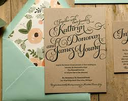 kraft wedding invitations plumegiant com Calligraphy Wedding Invitations Australia kraft wedding invitations and get inspired to create your wedding invitation with smart design 8 Wedding Calligraphy Envelopes