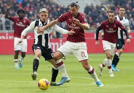 Milan-Udinese 3-2, il tabellino - Corriere dello Sport